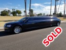 2014, Chrysler 300, Sedan Stretch Limo, Tiffany Coachworks