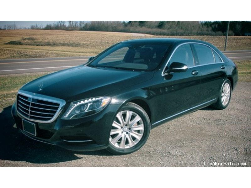 Used 2015 Mercedes-Benz Sedan Limo  - Bellefontaine, Ohio - $42,800