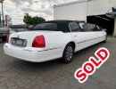 Used 2004 Lincoln Town Car Sedan Stretch Limo Tiffany Coachworks - selma, California - $4,995