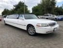 Used 2004 Lincoln Town Car Sedan Stretch Limo Tiffany Coachworks - selma, California - $5,995