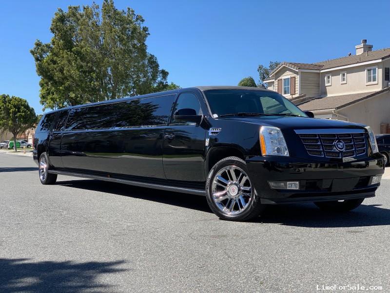 Used 2007 Cadillac SUV Stretch Limo Platinum Coach - Ontario, California - $20,000