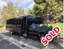 Used 2002 Ford F-550 Mini Bus Limo Classic Custom Coach - Huntington Beach, California - $22,500
