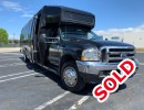 2002, Ford F-550, Mini Bus Limo, Classic Custom Coach