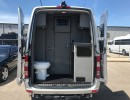 2018, Mercedes-Benz Sprinter, Van Shuttle / Tour, Midwest Automotive Designs