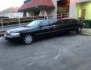 2005, Lincoln Town Car L, Sedan Stretch Limo, Executive Coach Builders