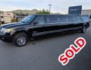 2008, Ford, SUV Stretch Limo, Executive Coach Builders