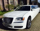 2012, Chrysler 300, Sedan Stretch Limo, Specialty Conversions