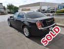 Used 2012 Chrysler 300-L Sedan Limo  - $6,000