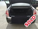 Used 2012 Chrysler 300-L Sedan Limo  - $6,000