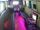New 2014 Mercedes-Benz Van Limo Blackstone Designs - Miami Beach, Florida - $65,000