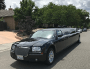 2006, Chrysler, Sedan Stretch Limo, Royal Coach Builders