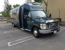 2011, Ford, Mini Bus Shuttle / Tour, Federal
