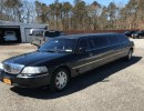2008, Lincoln, Sedan Stretch Limo, Executive Coach Builders