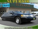2000, Lincoln, Sedan Stretch Limo, Krystal