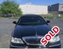 Used 2006 Lincoln Town Car Sedan Stretch Limo Coastal Coachworks - Fresno, California - $9,000