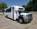 2012, Ford F-550, Mini Bus Shuttle / Tour, Goshen Coach