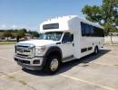 Used 2012 Ford F-550 Mini Bus Shuttle / Tour Goshen Coach - Oak Grove, Missouri - $42,950