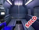 New 2017 Mercedes-Benz Sprinter Van Limo  - ROCKY MOUNT, North Carolina    - $50,000