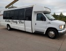 2006, Ford E-450, Mini Bus Limo, Krystal