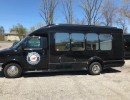 2008, Chevrolet Van Terra, Mini Bus Limo, Turtle Top