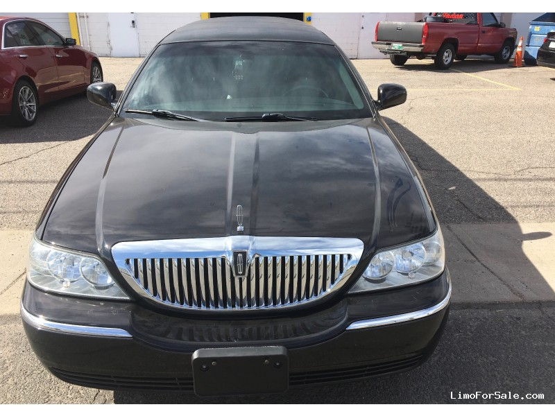 Used 2007 Lincoln Town Car L Sedan Stretch Limo Superior Coaches - Westminster, Colorado - $9,000