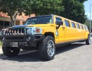 2006, Hummer H3, SUV Stretch Limo