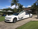 2014, Chevrolet Camaro, Sedan Stretch Limo, Pinnacle Limousine Manufacturing