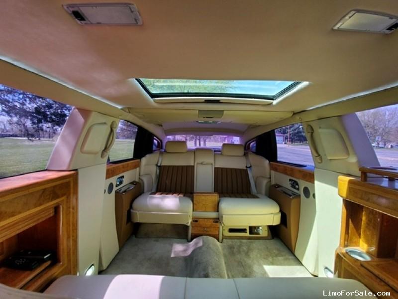 Used 2006 Rolls-Royce Phantom Sedan Stretch Limo Picasso - Westport, Massachusetts - $225,000