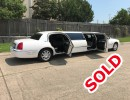 Used 2009 Lincoln Town Car Sedan Stretch Limo Royal Coach Builders - kenner, Louisiana - $14,000