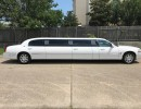 2009, Lincoln Town Car, Sedan Stretch Limo, Royal Coach Builders