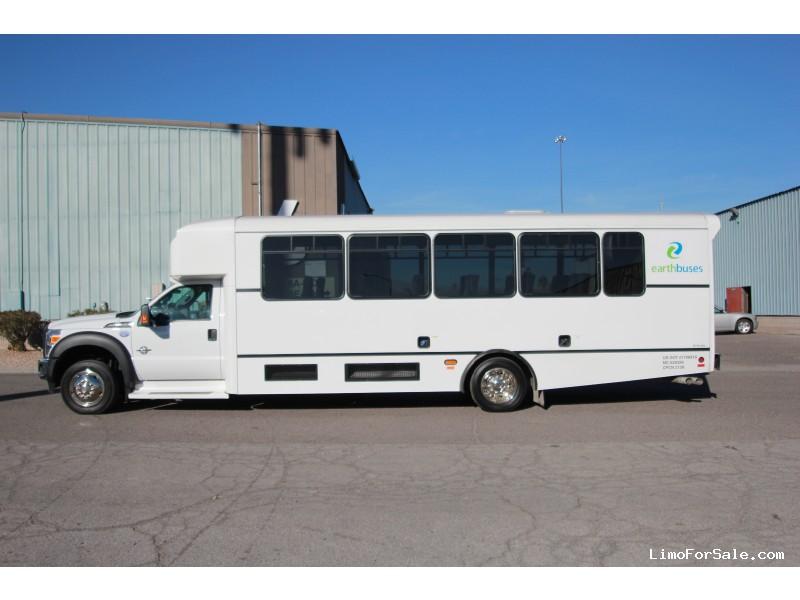 Used 2013 Ford F-550 Mini Bus Shuttle / Tour Champion - Las Vegas, Nevada - $35,000