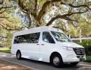 2019, Mercedes-Benz Sprinter, Van Limo, First Class Customs