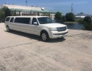 Used 2008 Lincoln Navigator SUV Stretch Limo Executive Coach Builders - Des Planies, Illinois - $29,000
