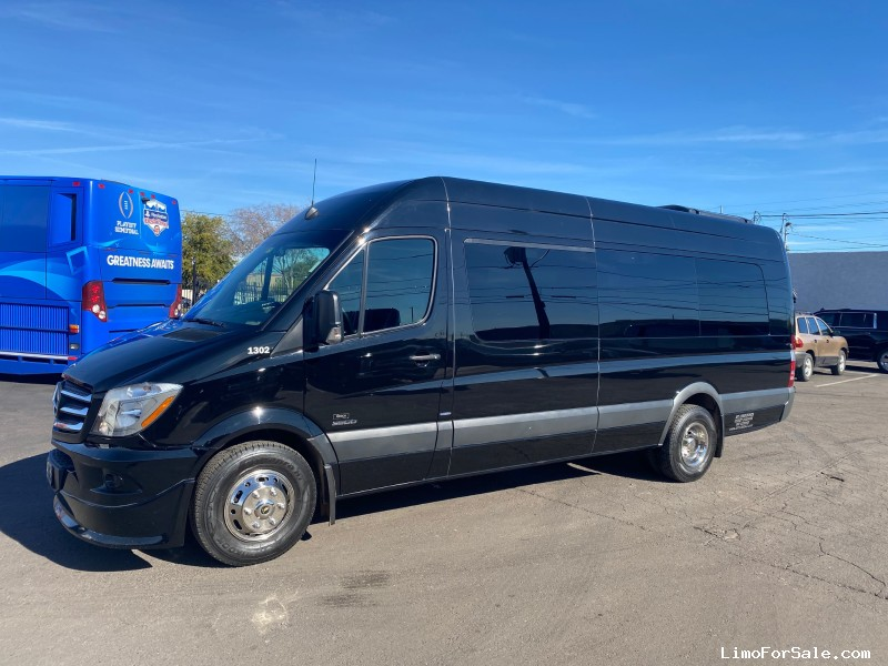 Used 2017 Mercedes-Benz Sprinter Van Shuttle / Tour Grech Motors - Phoenix, Arizona  - $84,900