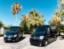 2016, Mercedes-Benz Sprinter, Van Limo, Specialty Conversions
