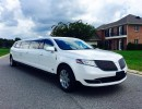 2016, Lincoln MKT, Sedan Stretch Limo, Royale