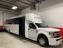 2020, Ford F-550, Mini Bus Limo, Tiffany Coachworks