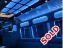 2017, Ford Transit, Van Limo, Pinnacle Limousine Manufacturing