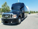 2009, Ford F-550, Mini Bus Limo, Tiffany Coachworks