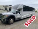 2014, Ford F-550, Mini Bus Shuttle / Tour, Grech Motors
