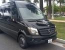 2017, Mercedes-Benz Sprinter, Van Limo, American Limousine Sales