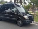 Used 2017 Mercedes-Benz Sprinter Van Limo American Limousine Sales - Los angeles, California - $77,995