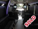 New 2019 Ford E-450 Mini Bus Limo Berkshire Coach - Kankakee, Illinois - $114,900