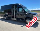 2013, Ford E-350, Van Shuttle / Tour, Turtle Top