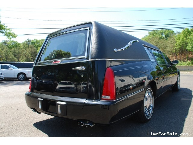 Used 2010 Cadillac DTS Funeral Hearse Superior Coaches