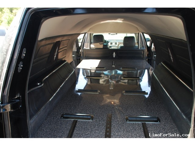 Used 2010 Cadillac Dts Funeral Hearse Superior Coaches Commack New York 27 900 Limo For Sale