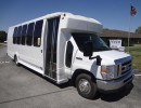 2014, Ford E-450, Mini Bus Party Limo, Turtle Top