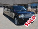 2005, Land Rover Range Rover, SUV Stretch Limo, EC Customs