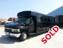 2007, Chevrolet C5500, Mini Bus Party Limo, Limos by Moonlight