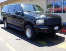 2002, Ford Excursion, SUV Limo, Springfield